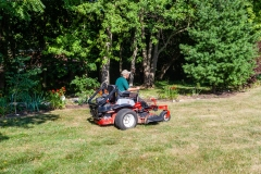 Lawn Mowing Riding Mower